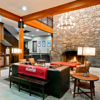 Kilington Mountain Lodge Killington VT Property Page
