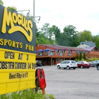 moguls sports pub killington vt