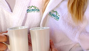 Killington Mountain Lodge Killington VT Romance Package