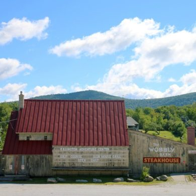 the wobbly barn killington vt
